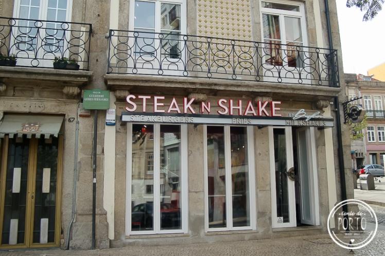 lanchonete aberta na madrugada Steak & Shake