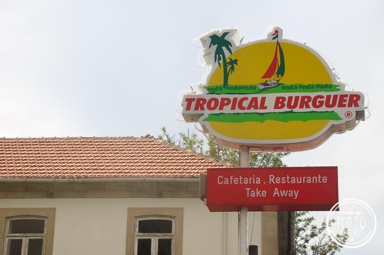 lanchonete aberta na madrugada Tropical Burger