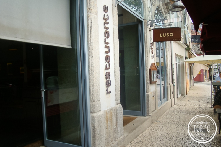 restaurante aberto na madrugada Luso