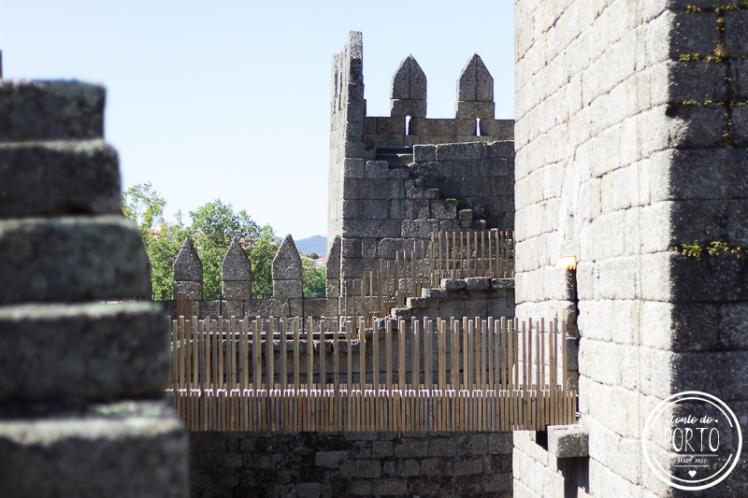 Castelo Guimarães Portugal 2