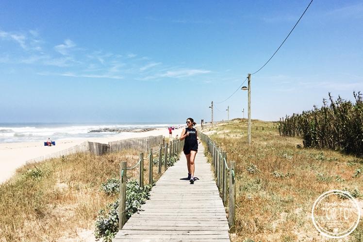 corrida praia Madalena