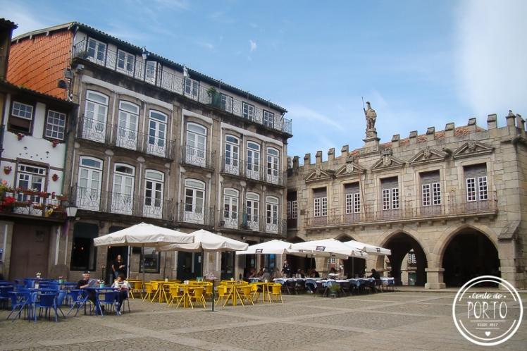 Largo da Oliveira Guimarães Portugal