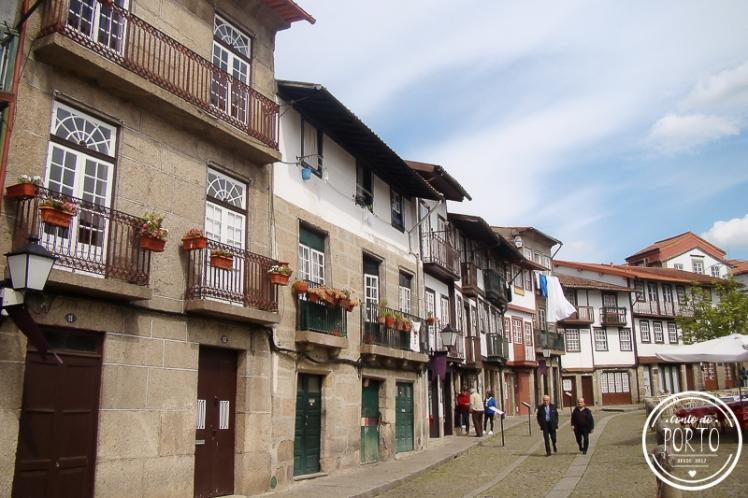 Praçã São Tiago Guimarães Portugal