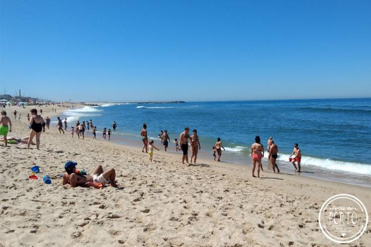 praia espinho 2