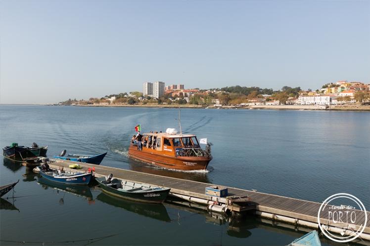 barco para São Pedro da Afurada Vila Nova de Gaia Portugal 4