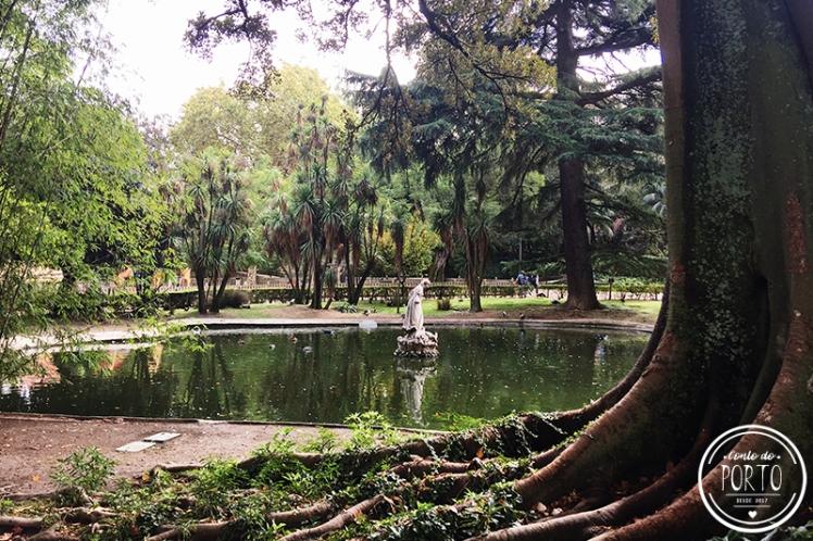 jardim museu Gulbenkian Lisboa Portugal