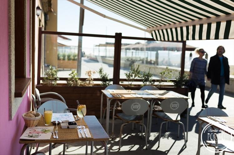 Restaurante Esconderejo Praia da Aguda Vila Nova de Gaia Portugal 18