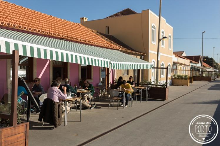 Restaurante Esconderejo Praia da Aguda Vila Nova de Gaia Portugal 6