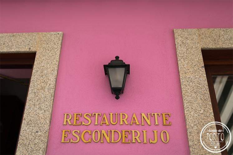 Restaurante Esconderijo Vila Nova de Gaia Porto Portugal 2