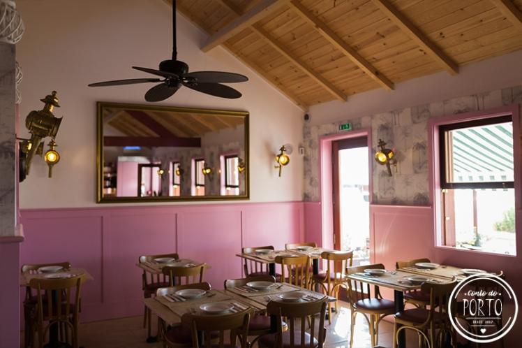 Restaurante Esconderijo Vila Nova de Gaia Porto Portugal 4