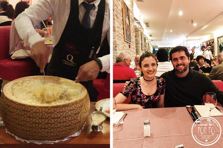 Restaurante Italy Caffe Lisboa Portugal