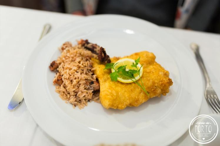Cozinha do Manel restaurante comida tradicional Portuguesa no Porto Portugal 17