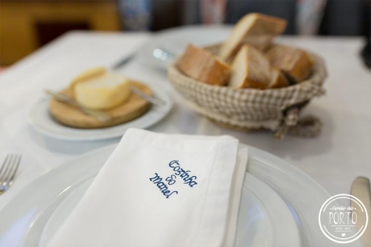 Cozinha do Manel restaurante comida tradicional Portuguesa no Porto Portugal 18