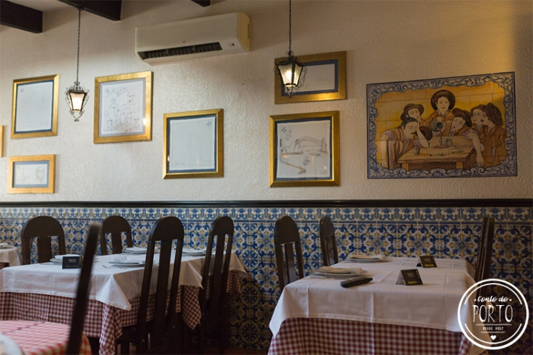 Cozinha do Manel restaurante comida tradicional Portuguesa no Porto Portugal 20