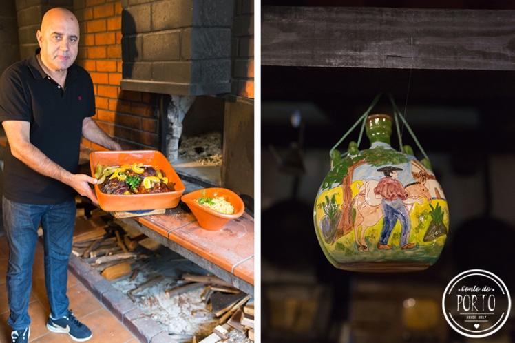 Cozinha do Manel restaurante comida tradicional Portuguesa no Porto Portugal 3