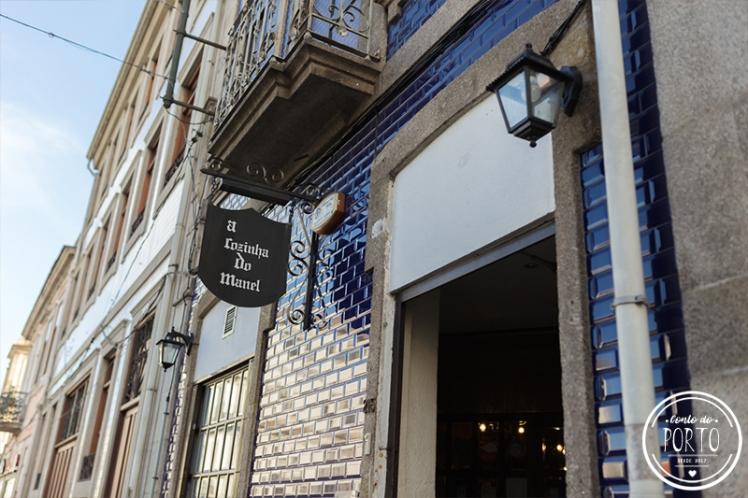 Cozinha do Manel restaurante comida tradicional Portuguesa no Porto Portugal 6