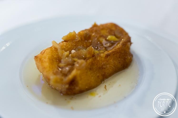 Cozinha do Manel restaurante comida tradicional Portuguesa no Porto Portugal rabanada